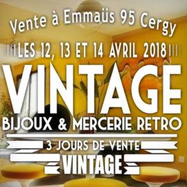 Vente vintage Cergy – les appréciations après la vente