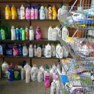 Vente produits ménagers (lessive, entretien,vaisselle, hygiène…) et couche grandes marques du 25 juillet au 4 août à Bernes et Cergy