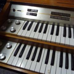 Orgue Philicorda GM 760 double clavier