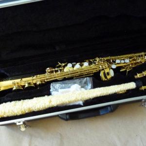 Saxophone ténor droit Coleman