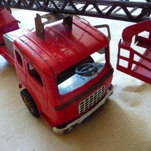 Camion pompier Joustra