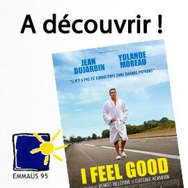 Sortie ciné : I Feel good de Benoit Delepine
