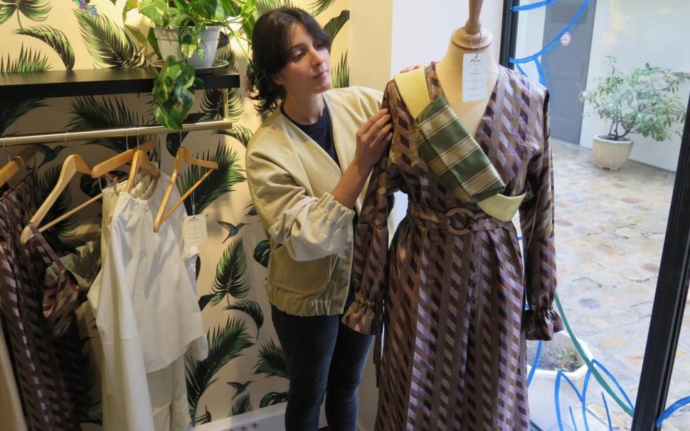 créatrice textile