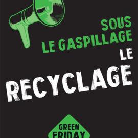 Le GreenFriday, l'alternative éco-responsable au Blackfriday…