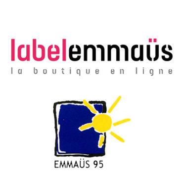Emmaüs 95 est sur le Label à partir du 28 novembre 2018