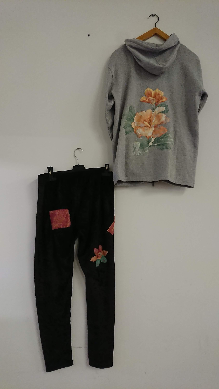 pantalon et tee-shirt